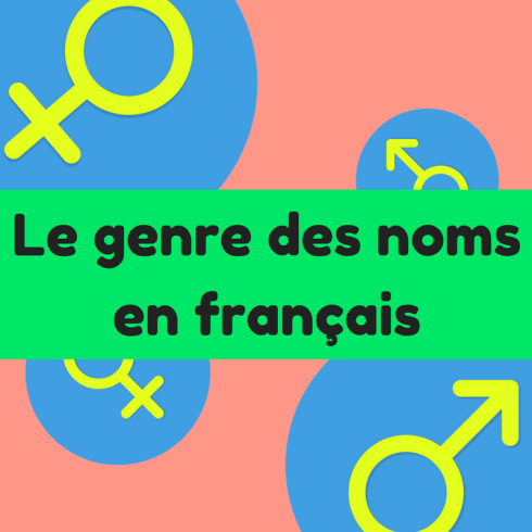Découvrez les terminaisons qui pourraient indiquer le genre des mots en français.