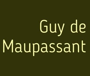 guy-de-maupassant
