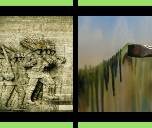 Découvrez le roman qui décrit un monde parallèle où Adolf Hitler est devenu artiste : La part de l'autre