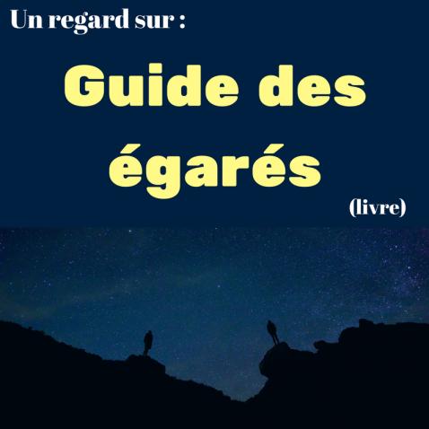 Découvrez le livre Guide des égarés de Jean d'Ormesson