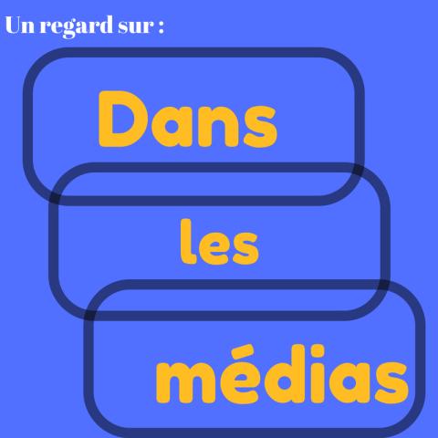 Découvrez cette émission géniale de Télé-Québec : Dans les médias