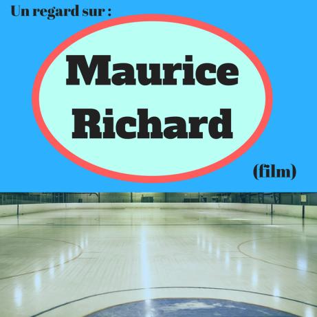 Découvrez ce film biographique du joueur de hockey Maurice Richard