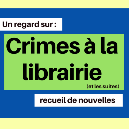 Lisez des histoires policières et découvrez les meilleurs auteurs dans le genre dans ces recueils de nouvelles : Crimes à la ibrairie et les suites