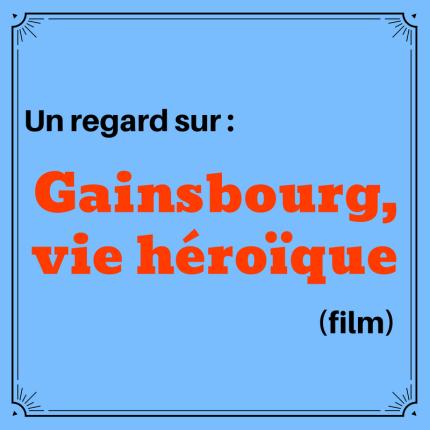 Découvrez la vie passionnante du chanteur français Serge Gainsbourg dans ce film biographique : Gainsbourg, vie héroïque.