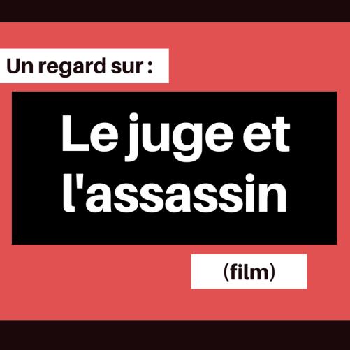 Découvrez le procès d'un tueur en série, basé sur des évènements réels, à la afin du 19e siècle en France : Le juge et l'assassin