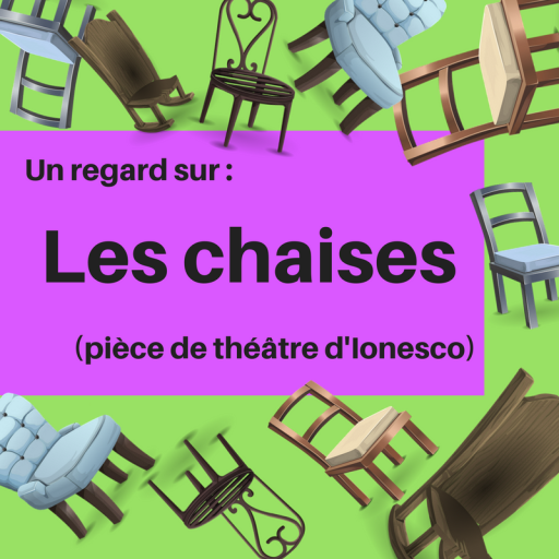 Découvrez le côté insolite de la vie avec cette pièce de théâtre d'Eugène Ionesco : Les chaises