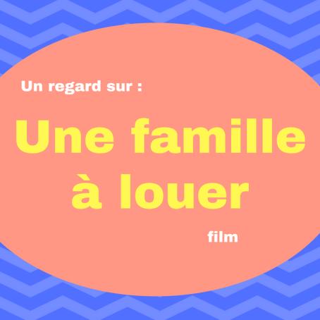 Découvrez ce film comique qui montre un homme riche qui paie pour faire partie d'une famille pour se sentir moins seul ! : Une famille à louer