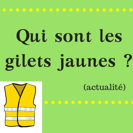 Qui sont les gilets jaunes qu'on voit dans l'actualité en France ? Qu'est-ce qu'ils veulent ?