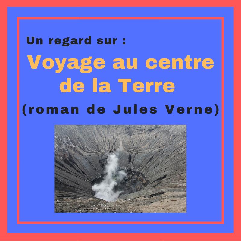Découvrez ce livre d'aventures célèbre de Jules Verne : Voyage au centre de la Terre